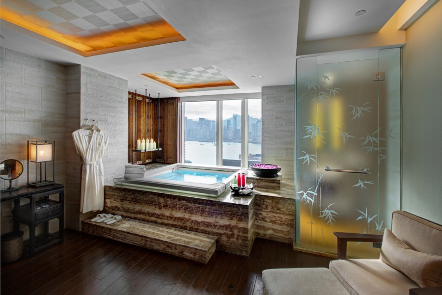 VIP Couple's Spa Suite daylight staycation in Hong Kong