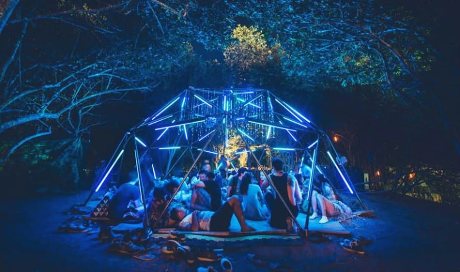 music festivals in Asia wellness events in asia 2019 Wonderfruit