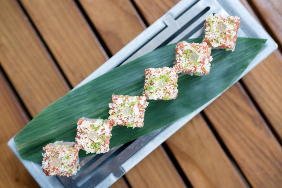 Zuma in Central serves up mod-Japanese cuisine with a twist
