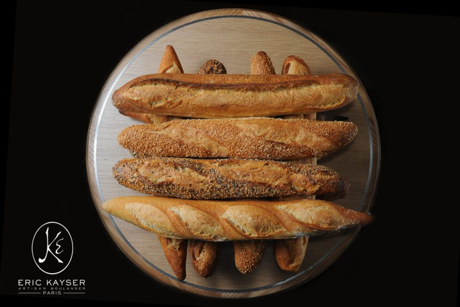 baguette Maison Eric Kayser bakeries in Hong Kong Honeycombers