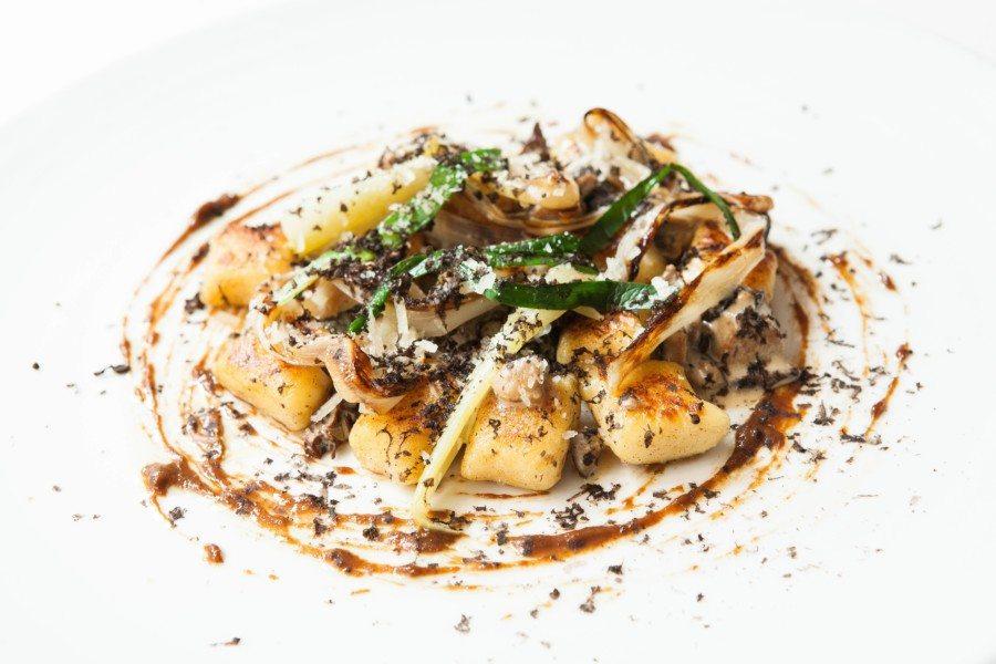 Arcane Restaurant European Hong Kong dining GNOCCHI