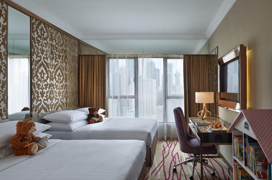 Family friendly hotel in Hong Kong: We review the family friendly (and budget friendly) Dorsett Wanchai, Hong Kong