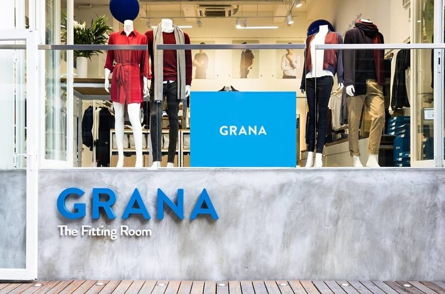 Grana The Fitting Room Sheung Wan