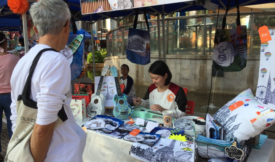 Handmade hong kong discovery bay sunday market honeycombers hong kong indie craft talents one of a kind items can be discovered here that are perfect for your home children pets and yourself plus theres the solutioingenieria Images