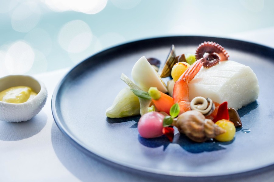 Rech by Alain Ducasse food