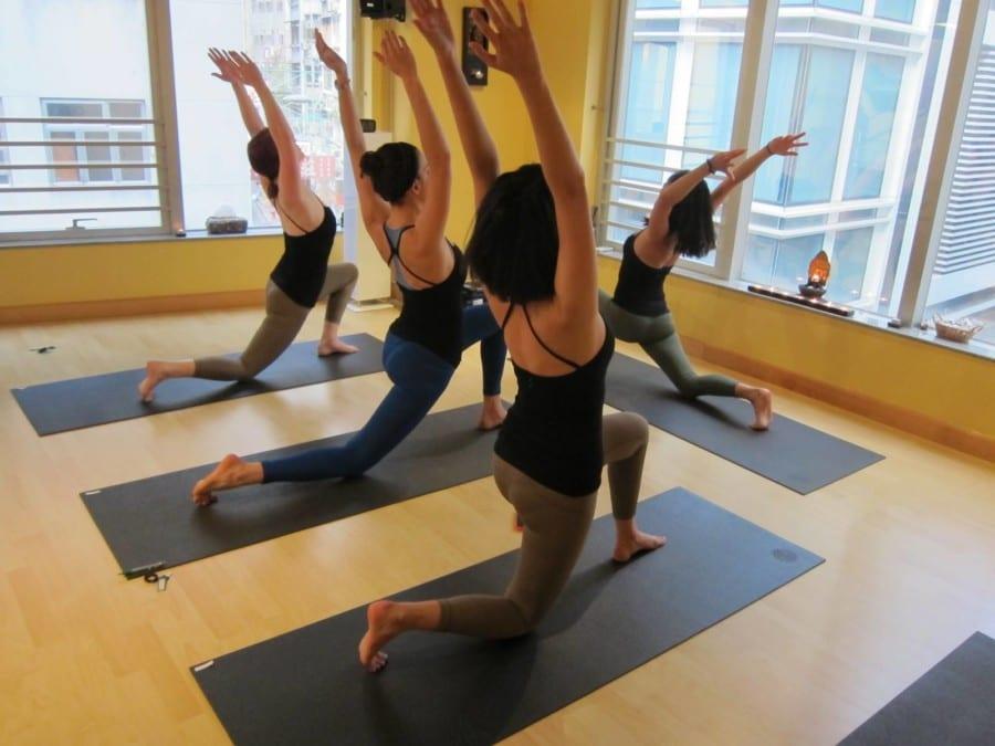yoga studios in Hong Kong The Yoga room