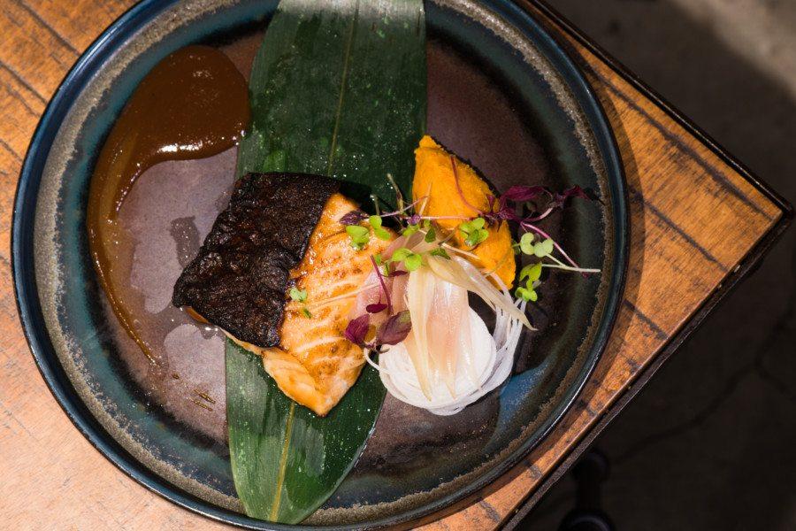 Tokyolima Restaurant Hong Kong Japanese Peruvian COD FISH