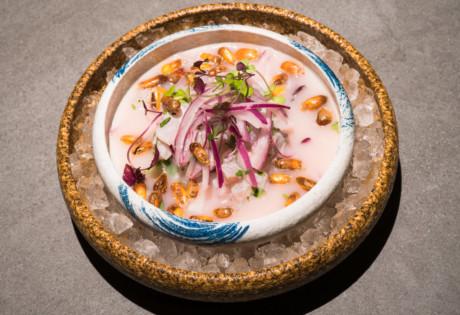Tokyolima Restaurant Hong Kong Japanese Peruvian Ceviche