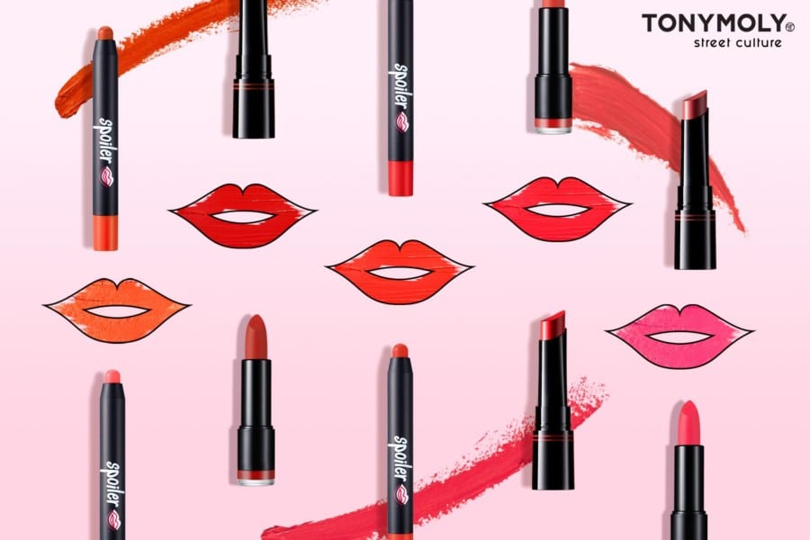Korean makeup Tonymoly