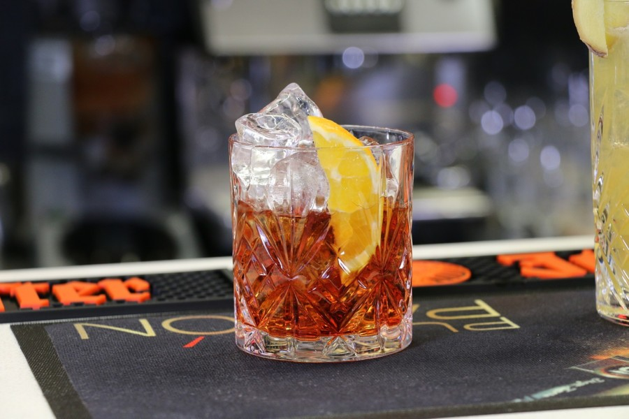 best Negronis in Hong Kong