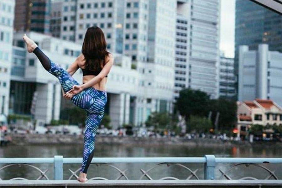 Pure Apparel activewear yoga clothes
