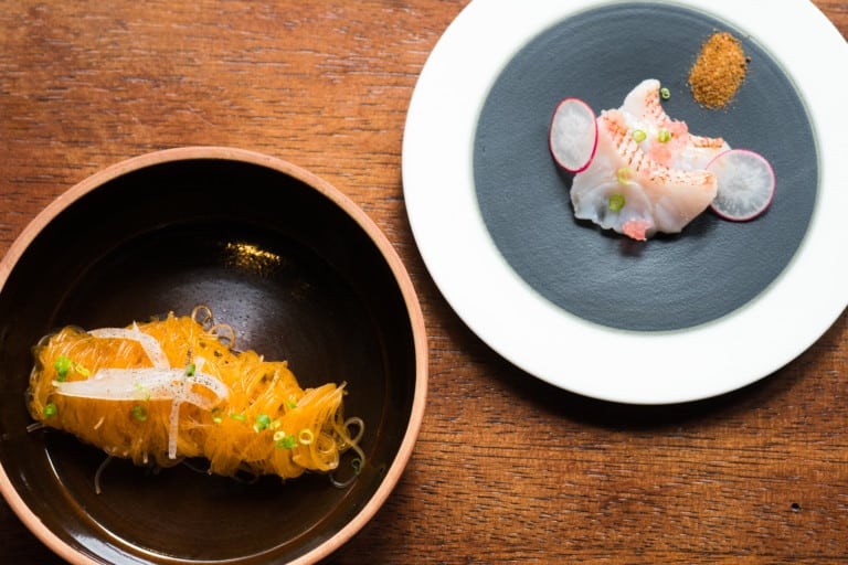 Bo Innovation deconstructs traditional Chinese dishes and delivers stunning flavours