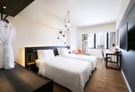 Pentahotel Hong Kong Tuen Mun boutique design hotel New Territories