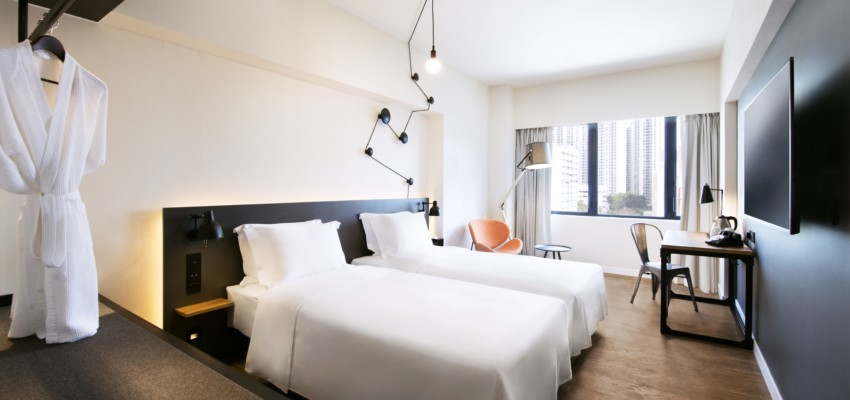 Pentahotel Hong Kong Tuen Mun boutique design hotel New Territories
