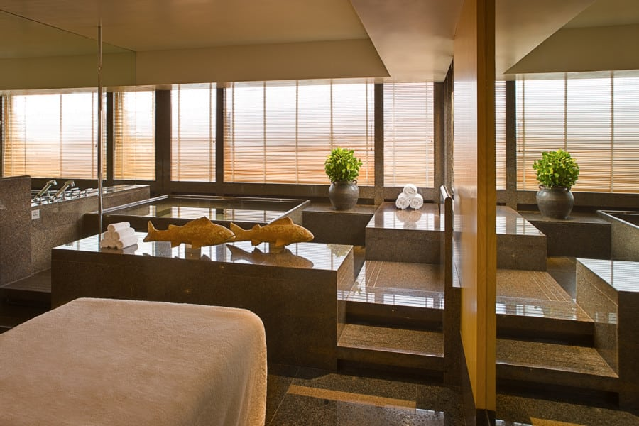 hotel spas luxury hotel Hong Kong skin beauty GRANDHYATT