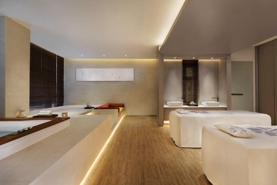 Angsana Spa luxury hotel spas Hong Kong treatment room
