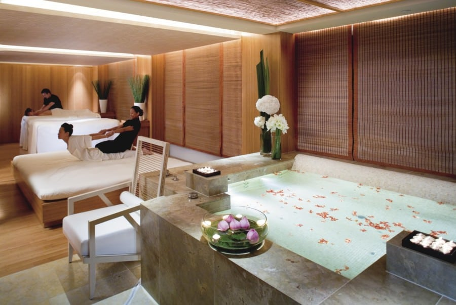 hotel spa luxury hotel Hong Kong skin beauty LMO