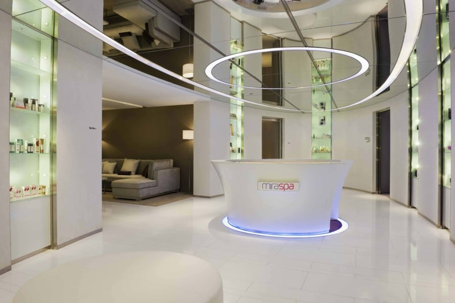 hotel spa luxury hotel Hong Kong skin beauty MO TheMira
