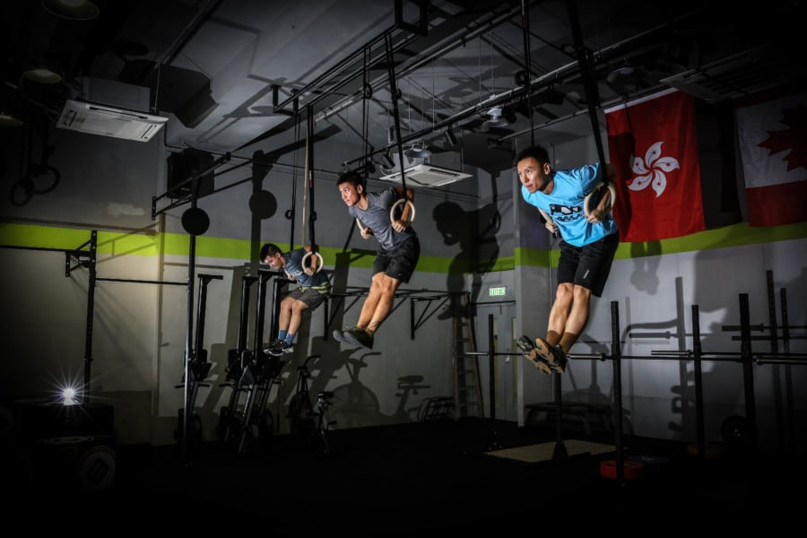 CrossFit Hong Kong The best CrossFit studios classes and gyms in Hong Kong to workout Fitness Playground MAIN IMAGE