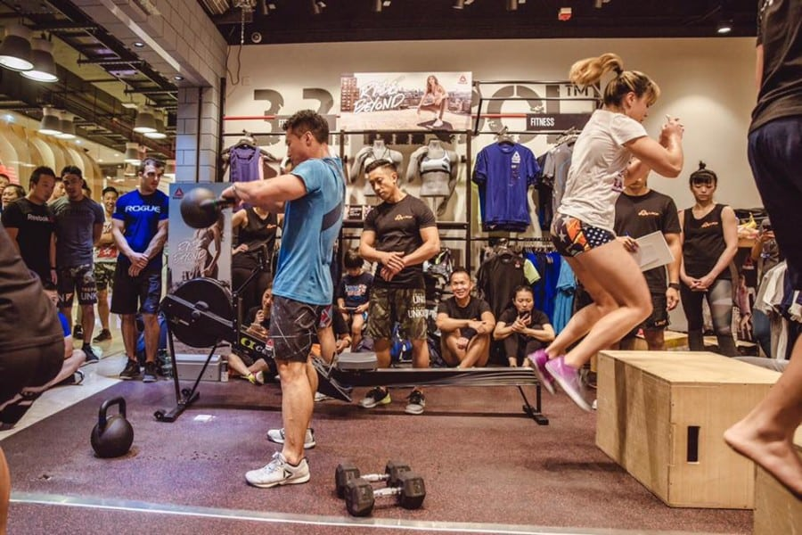CrossFit Hong Kong The best CrossFit studios classes and gyms in Hong Kong to workout LRCF
