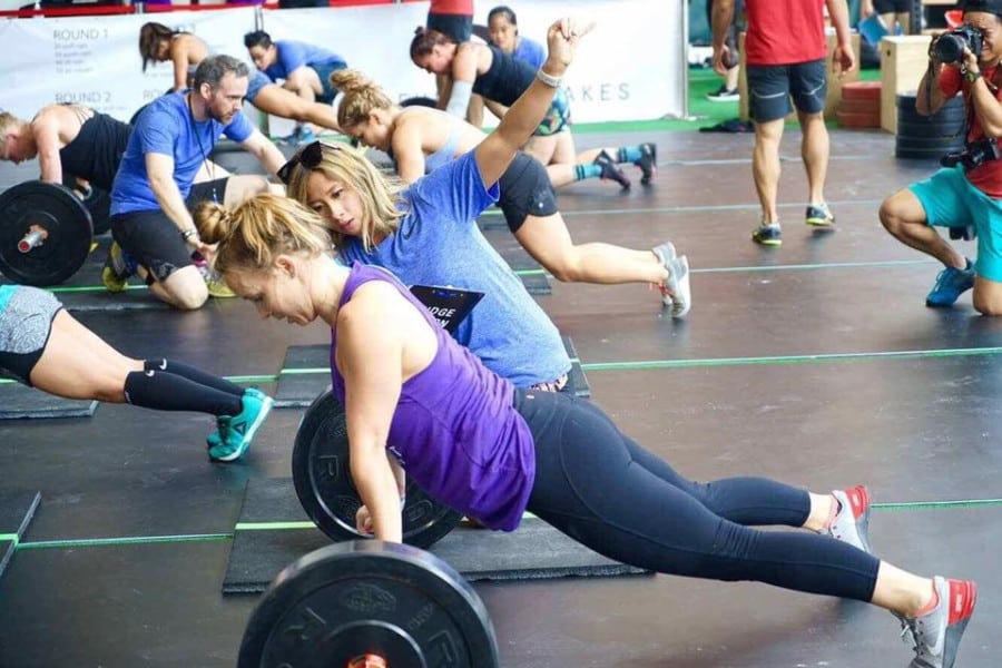 Crossfit in hong kong all the boxes you need to know about