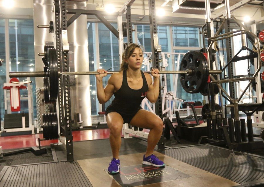 hong kong workout pros Daniella May means