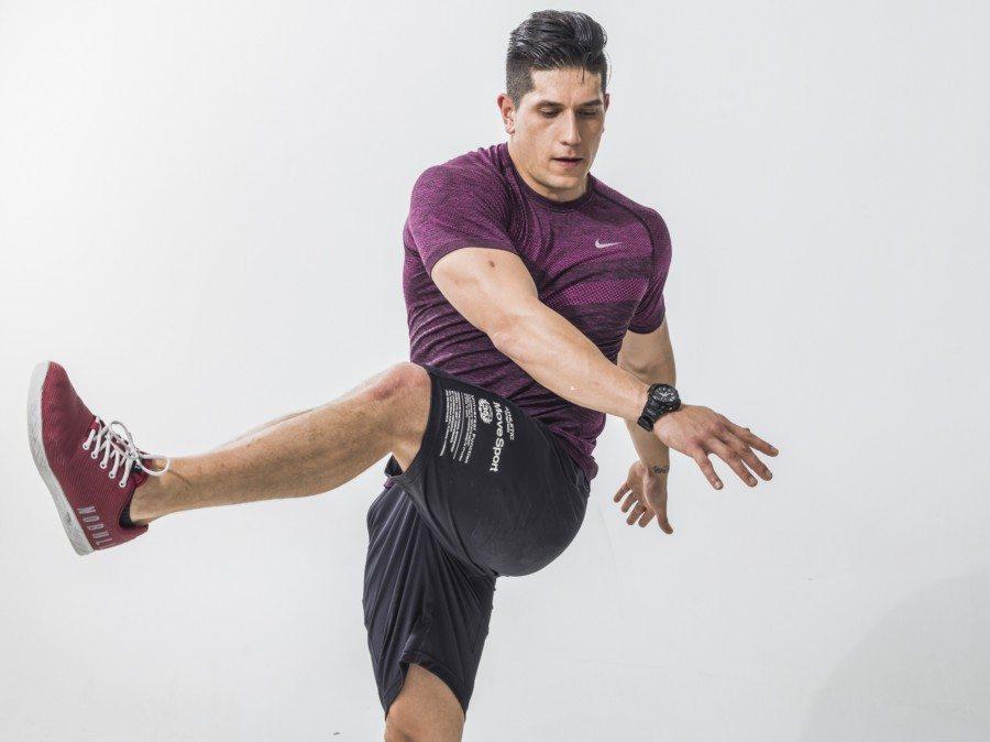 hong kong workout pros Dan Kane