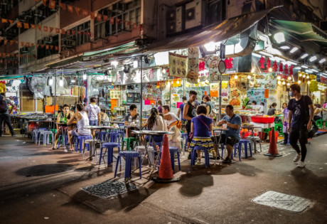 Hong Kong restaurant guide The best cafes restaurants and dai pai dongs in Yau Ma Tei Kowloon Tong Tai