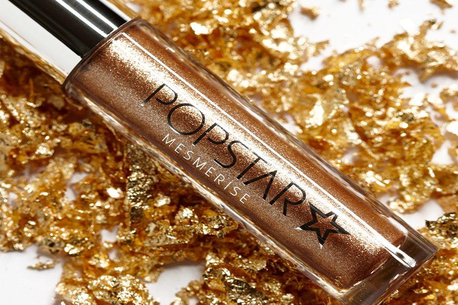 Popstar cosmetics Hong Kong makeup lipstick Donald Chiu gold