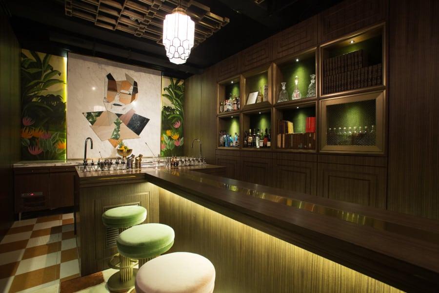 best bars in Hong Kong The Old Man speakeasy bar Hong Kong SoHo Central