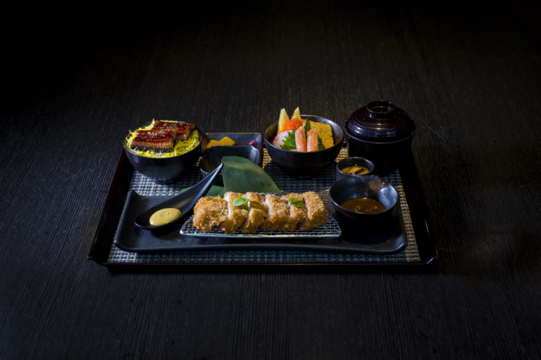 Weekday lunch Central, Hong Kong: Armani/Aqua releases new collection of bento boxes for lovers of Japanese food
