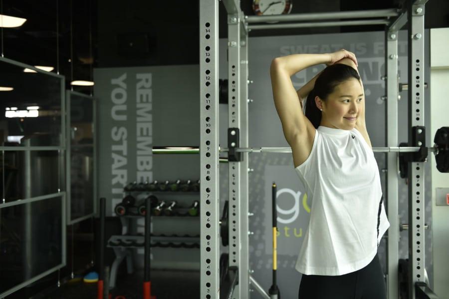 Goji-Studios-Causeway-Bay-girl training