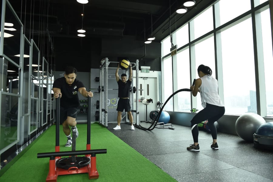 Goji-Studios-Causeway-Bay-fitness-workout-lifting-cardio-yoga-spin-Hong-Kong-personal-trainers