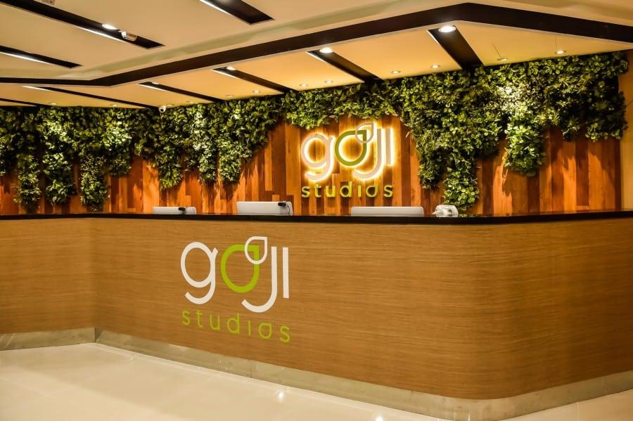Goji Studios interior