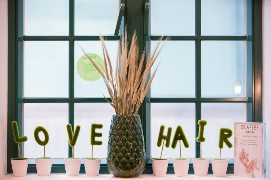 Love Hair: We sat down to chat with sustainable hair salon founder Toni Sutton-Marcus