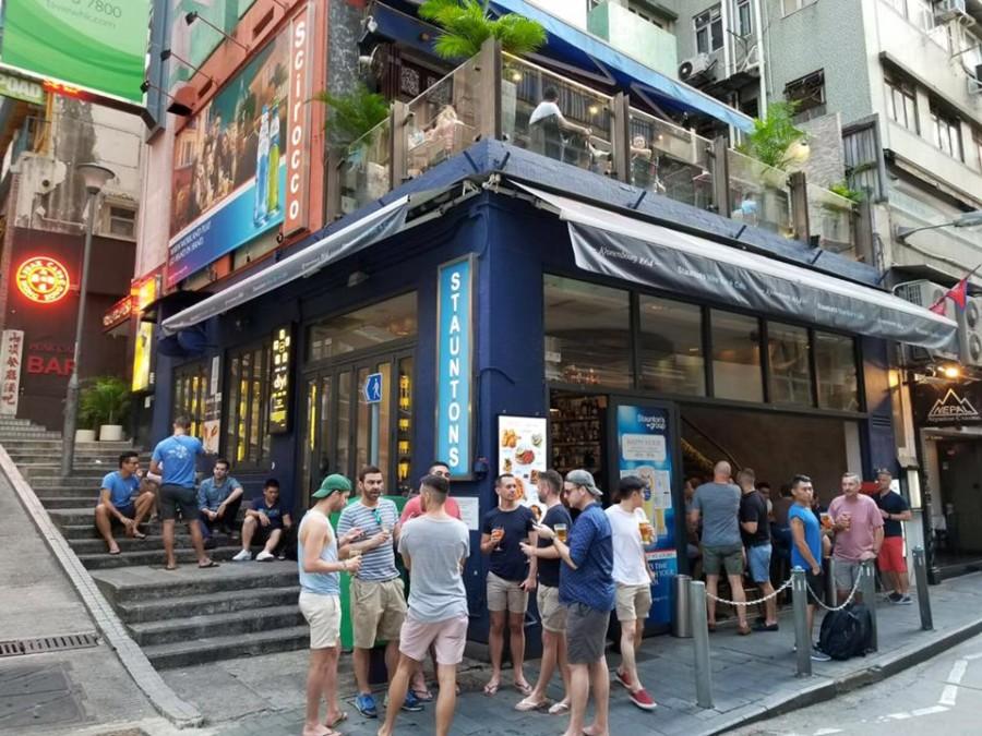 Gay Bars in Hong Kong | Staunton's