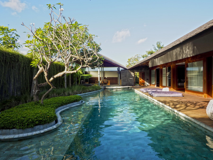 The Santai from Lifestyle Retreats group in Bali