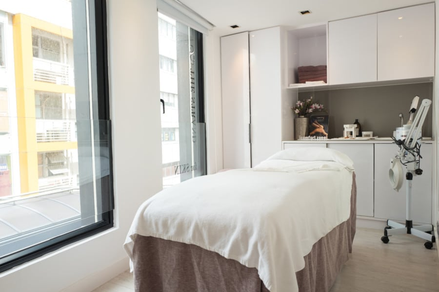 Tranquility Pro Sleep Massage The Strand Central jet lag anxiety stress depression spa treatment room
