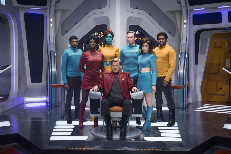 Get ready to get paranoid with the launch of Charlie Brooker's fourth season of Black Mirror on Netflix