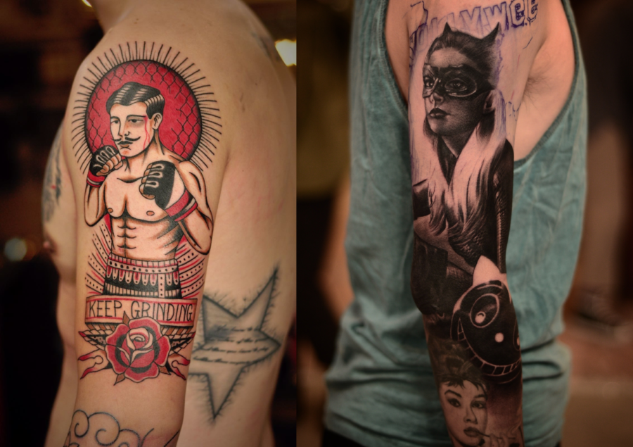 Hong kong tattoo parlours discover the best places to get for Tattoo hong kong