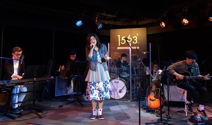 1563 at the east wan chai hong kong live music culture art restaurant
