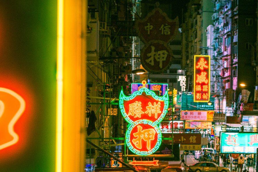 living in Hong Kong 20 tips hacks and secrets about Hong Kong neon signs Causeway Bay
