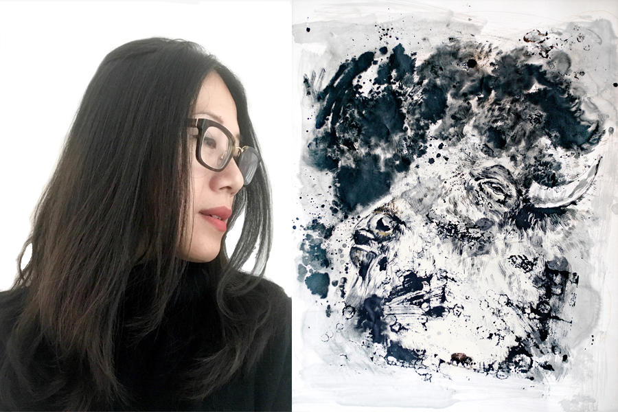 We sat down with Hong Kong artist Claire Lee to find out about The Awakening, her upcoming show at Charbon