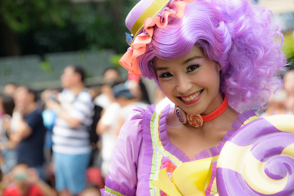 hong kong tourist attractions Disneyland halloween time