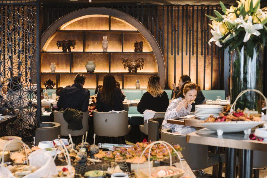best brunch in Hong Kong Fang Fang interior