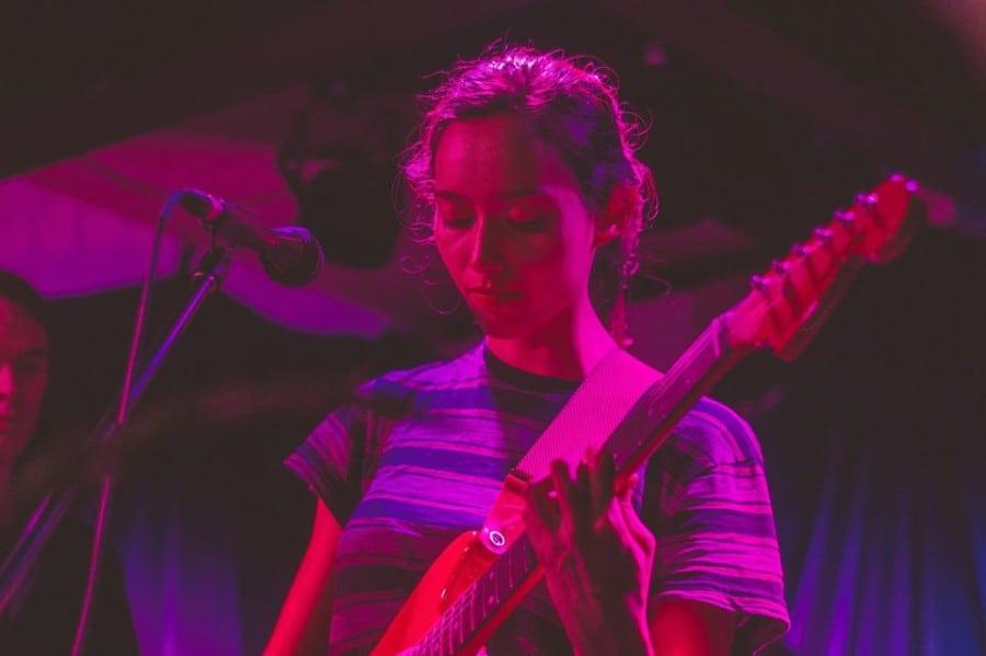 Fazerdaze Amelia Murray New Zealand indie band hong kong concert live music gig