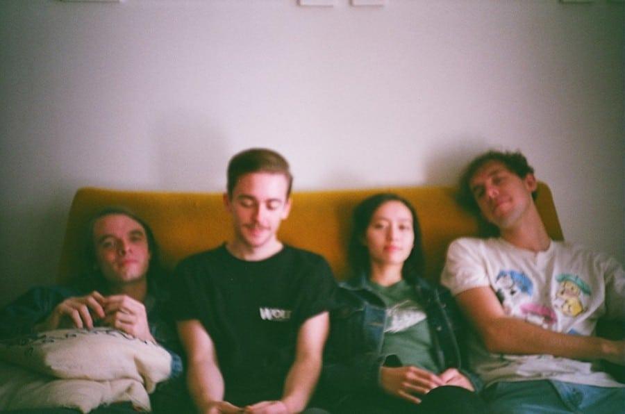 Fazerdaze Amelia Murray New Zealand indie band hong kong concert live music indie gig