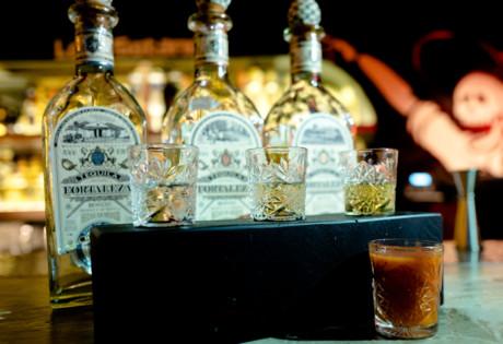Los Sotano tequila
