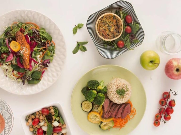 Healthy and convenient, Nosh food delivery sends nutritious lunch boxes to your doorstep