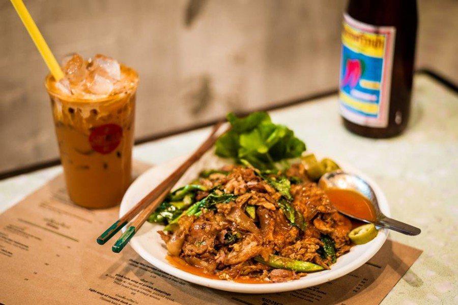 Samsen Thai restaurants in Wan Chai Thai food in Hong Kong